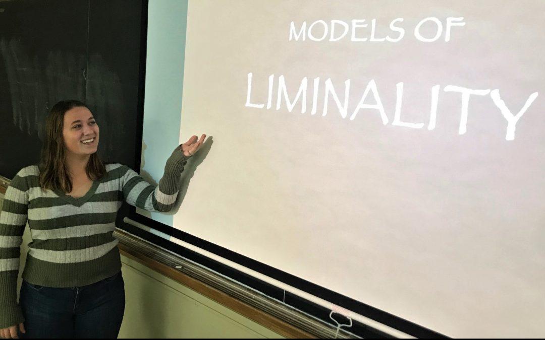 Models of Liminality – Hannah Truitt